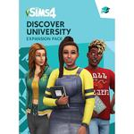 PC-spel The Sims 4: Discover University