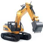 Radiostyrda leksaker HuiNa Excavator Full Metal V2 RTR 40280