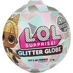 Dockor LOL Surprise Glitter Globe Doll Winter Disco Series with Glitter Hair