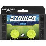 KontrolFreek PS4 Striker thumbsticks - Green