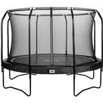 Studsmattor Salta Premium Black Edition 366cm + Safety Net