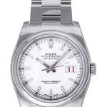 Armbandsur Rolex Datejust Steel (116200/25)