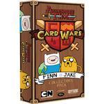 Adventure time Sällskapsspel Adventure Time Card Wars Finn vs Jake