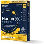 Programvara Norton 360 Premium