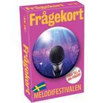 Melodifestivalen Sällskapsspel Tactic Frågekort: Melodifestivalen