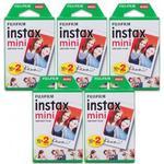 Fujifilm film instax Analoga Kameror Fujifilm Instax Mini Film 5x20 pack