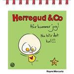 Herregud & Co Bordskalender III (Spiral)