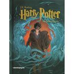 Harry Potter och Dödsrelikerna (Inbunden)