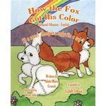 Albanska Böcker How the Fox Got His Color Bilingual Albanian English (Häftad, 2016)