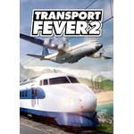 Management PC-spel Transport Fever 2