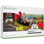 Forza Horizon 4 Spelkonsoler Microsoft Xbox One S 1TB - Forza Horizon 4 & Forza Horizon 4: Lego Speed Champions Bundle