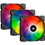 120mm fläkt Datorkylning Corsair SP120 RGB Pro 120mm LED 3-pack