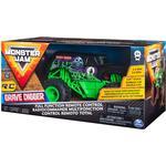 1:24 - Radiostyrda bilar Spin Master Monster Jam Grave Digger RTR 6044955
