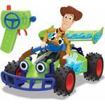 Sportbil Radiostyrda Leksaker Dickie Toys Toy Story Buggy with Woody RTR 203154001
