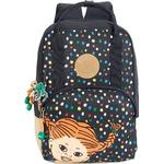 Ryggsäckar Pippi Retro Backpack S - Black
