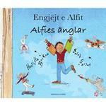 Albanska Böcker Alfies änglar (albanska och svenska)