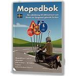 Mopedbok för utbildning till AM-körkort och förare av långsamt gående fordon