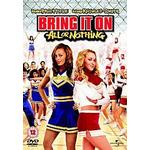 All or Nothing Filmer Bring It On All Or Nothing (DVD)