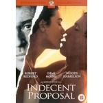 Proposal dvd Filmer Indecent proposal (DVD)