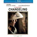 Changeling dvd Filmer Changeling (Blu-Ray)