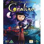 Coraline och spegelns hemlighet dvd filmer Coraline Och Spegelns Hemlighet (Blu-Ray)
