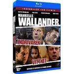 Wallander - indrivaren Filmer Wallander 25 & 26 Indrivaren / Vittnet (Blu-Ray)