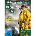 Breaking bad bluray Filmer Breaking bad - Season 3 (4-disc)