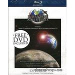 Titanic bluray Filmer Jules Verne Adventures: Explorers - From Titanic to the Moon (Blu-ray + DVD)