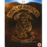 Sons of Anarchy - Season 1 + 2 (Blu-ray)