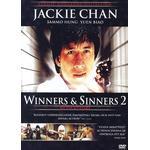 Jackie chan dvd Filmer JACKIE CHAN - WINNERS & SINNERS MY LUCKY STARS