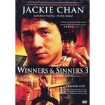Jackie chan dvd Filmer JACKIE CHAN - WINNERS & SINNERS TWINKLE TWINKLE M