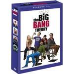 Big bang theory: Season 1-4 (13-disc)