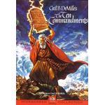 De fördömda Filmer De Tio Budorden (DVD)
