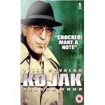 Kojak dvd Filmer Kojak - Season 4 (5-disc)