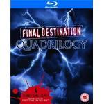 Final Destination Quadrilogy (Blu-ray) (4-disc)
