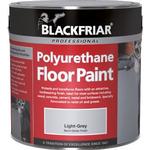 Floor Paint Blackfriar Professional Polyurethane Floor Paint Red 1L