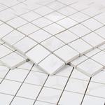 Bathlife New Bianco Carrara D302858BM-F 4.7x4.7cm