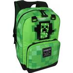 Ryggsäckar Minecraft Creepy Creeper Single Backpack - Green