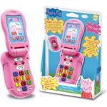 Toys Peppa Pig Peppa's Flip & Learn Phone