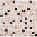 Bathlife Bone Mix Gold tilesrus0025 2x2cm
