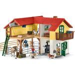 Play Set Schleich Large Farm House 42407