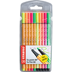 Stabilo Fineliner Point 68 & 88 10-pack