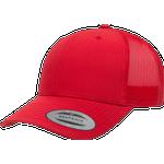 Kepsar Herrkläder Flexfit Retro Trucker Cap - Red