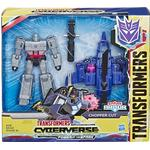 Transformers - Action Figure Hasbro Transformers Cyberverse Spark Armor Megatron E4327