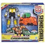 Transformers - Action Figure Hasbro Transformers Cyberverse Spark Armor Grimlock E4330