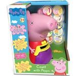 Toys Peppa Pig Count with Peppa