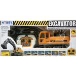 Radiostyrda leksaker Hobby Engine Excavator RTR HE-0803