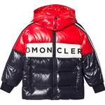 Moncler Febrege Coat - Red&Navy (102042CP)