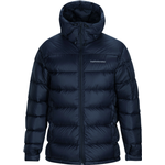 Dunjackor Herrkläder Peak Performance Frost Down Jacket - Blue Shadow