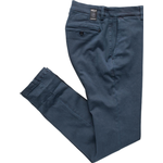 Byxor Herrkläder Replay Slim Fit Hyperflex Zeumar Chino Trousers - Blue